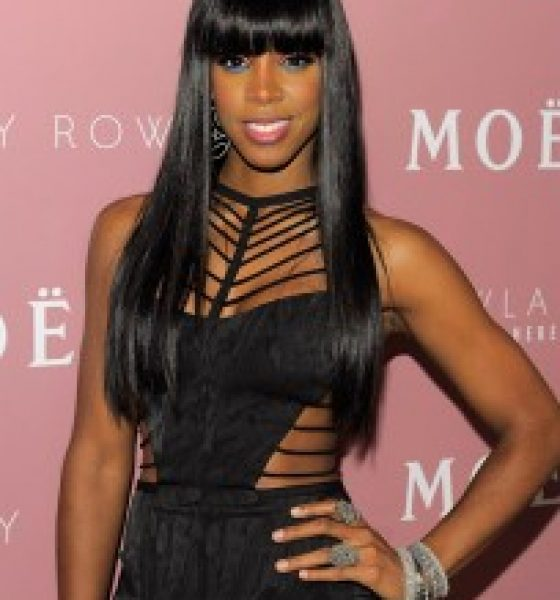"Get the Look: Kelly Rowland at Celebration Launch of ""Here I Am"""