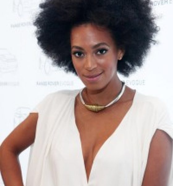 Simple Sexy: Solange Knowles