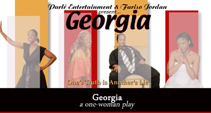 Editor's Review: Georgia- A One Woman Play