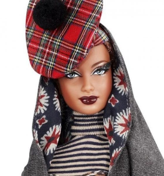 Doll Glam: The Fenella Layla Barbie Doll