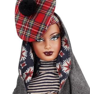 Doll Glam: The Fenella Layla Barbie Doll