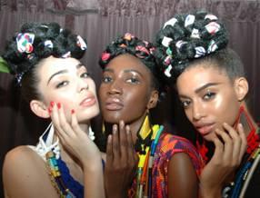 Dashing Diva Nail Trends Seen Backstage at Mara Hoffman, St John & AAU