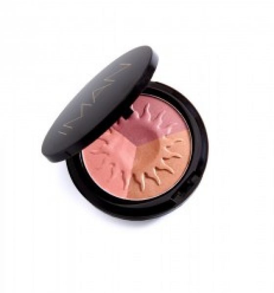 Buy Pink: IMAN Sheer Bronzing Powder for BCA Month