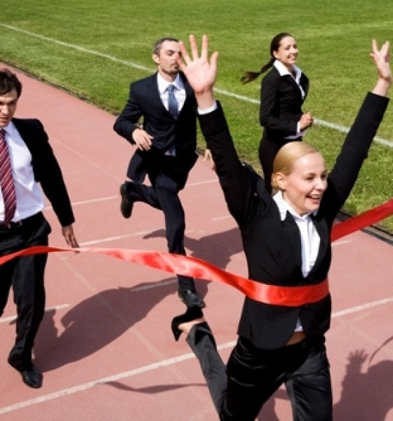 Running a Marathon or Small Business: 3 Tips to Help You to the Finish Line