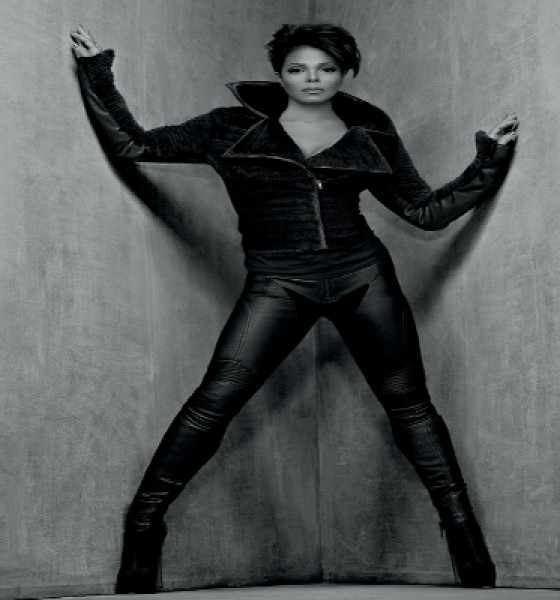 """Second Time Around: Janet Jackson Goes """"Glam"""" with Blackglama"""