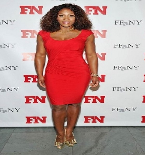 "Get the Look:Serena Williams ""Red Hot"" Carpet Style"