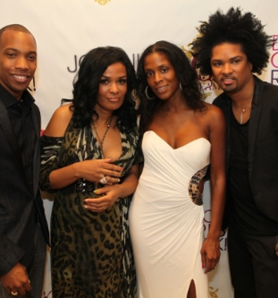 Pre-Grammy Beauty Suite Hosted by DJ Beverly Bond & Black Girls Rock!