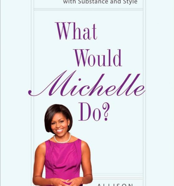 Author Allison Samuels Discusses her New Book What Would Michelle Do