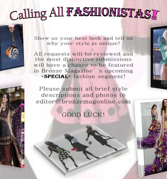 *!Calling All Fashionistas!*