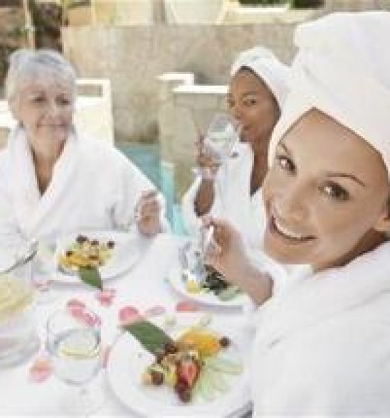 Host an Aromatherapy Spa Party