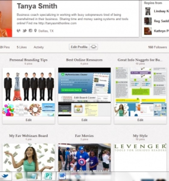 How To Use Pinterest In Your Marketing Strategy