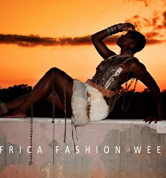 Africa Fashion Week, July 2012…