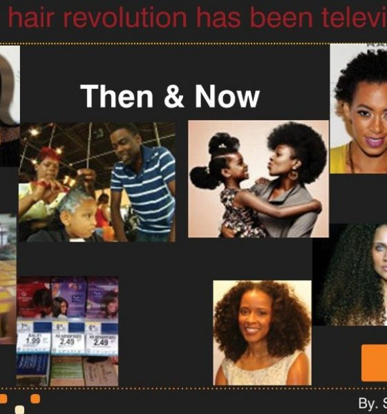 The Natural Hair Revolution