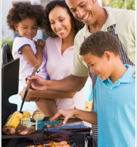 Host a Backyard Barbeque