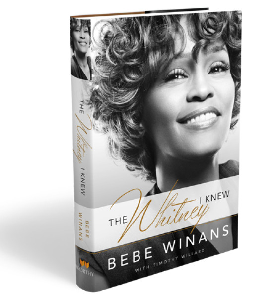 Book Review: The Whitney I Knew by BeBe Winans