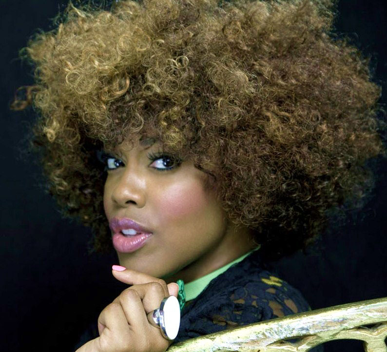 Bronze Magazine � Celebrating Women of Color � Bronze Hair Beauty ...