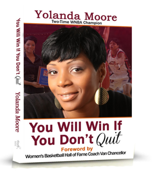 AUTHOR/SPEAKER YOLANDA MOORE IS WINNING EVERYDAY