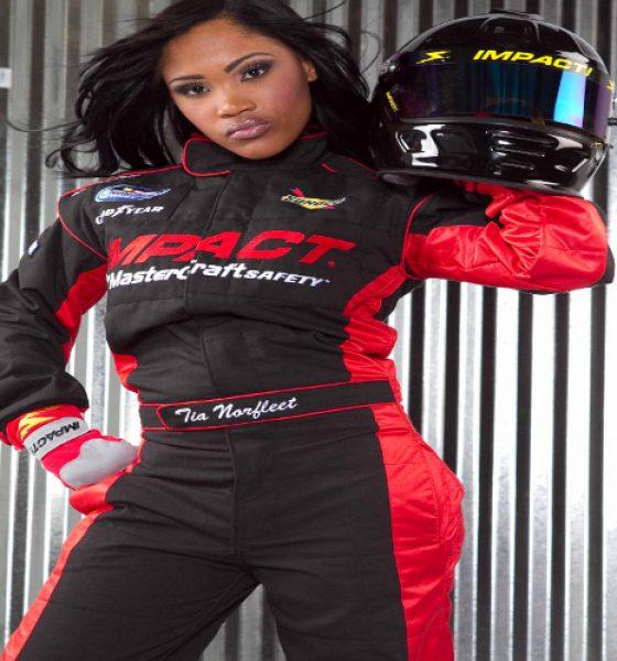 Life in the Fast Lane: NASCAR Trailblazer Tia Norfleet