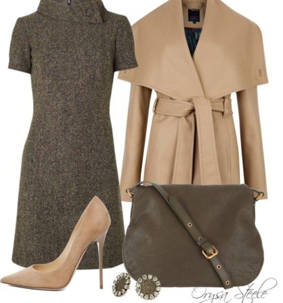 2012 Fall Fashion: Chic Work Looks We Love