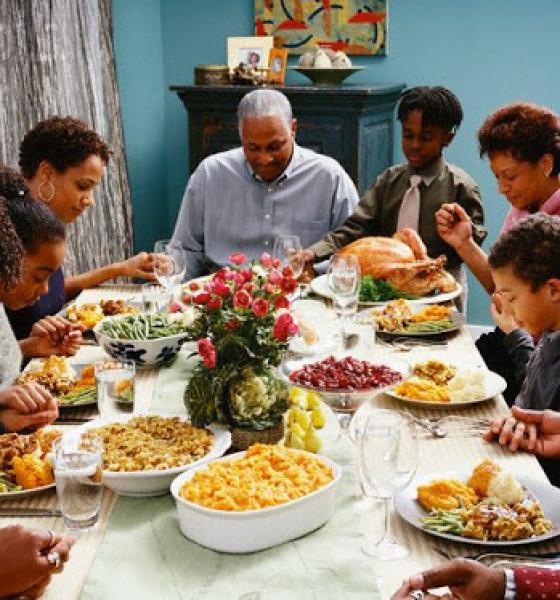 """Thanksgiving Day  Prayer"""