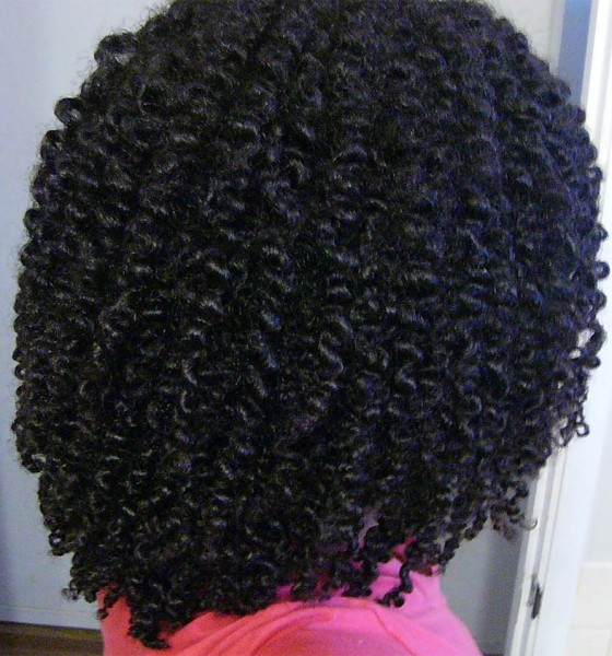 Natural Hair Care Tutorial- Twist Out