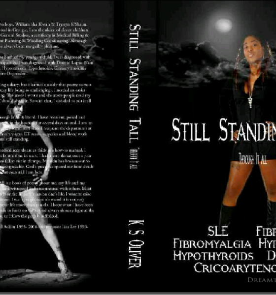 Still Standing: Interview with Authoress KS Oliver