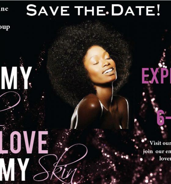Love My Body, Love My Skin Day Experience Coming 2014