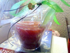 Bloody Mary Soap