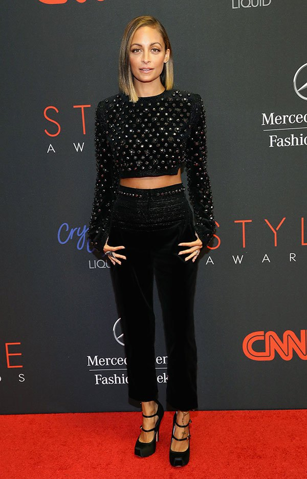 Nicole Ritchie Host of the Style Awards