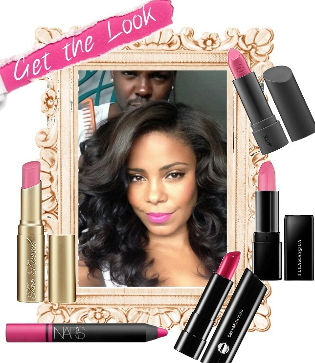 sanaa-lathan-pink-lipstick-layout-use