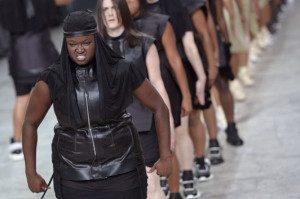 Rick Owens Paris Fashion Week3