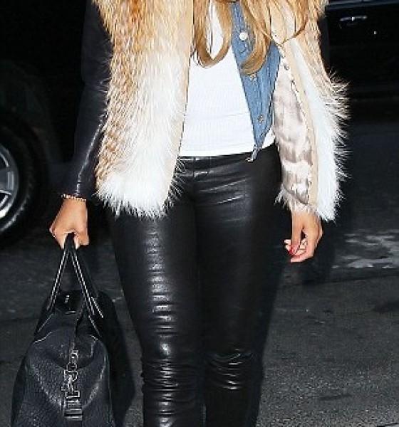 Get the Look: Faux Fur Vest
