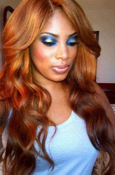 Ombre Hairstyles We Love  Bronze Magazine