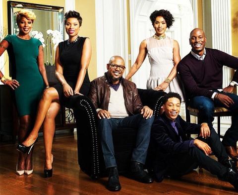 Cast of Black Nativity