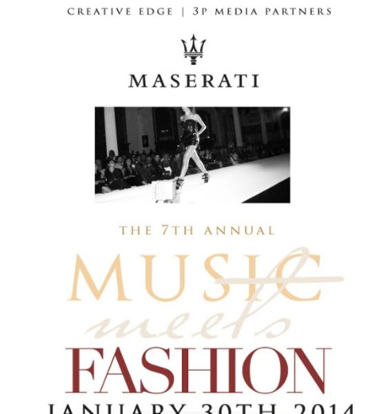 "WHAT HAPPENS WHEN ""MUSIC MEETS COUTURE""???"
