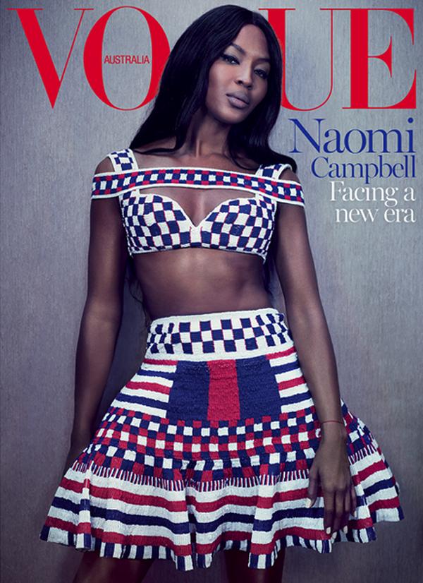 Naomi Campbell for Vogue Australia1
