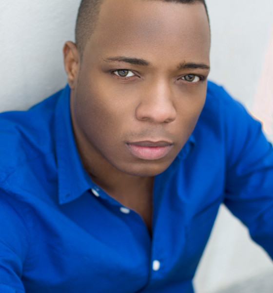 Up Close with Rising Actor Tavares Jamal Cherry