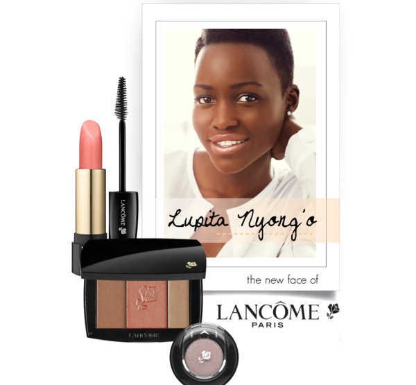 Lupita Nyong'o for Lancome