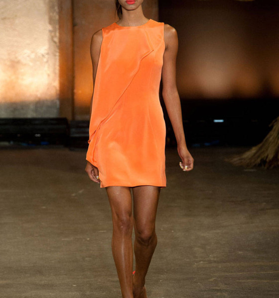 Hot Summer Color: Orange Crush