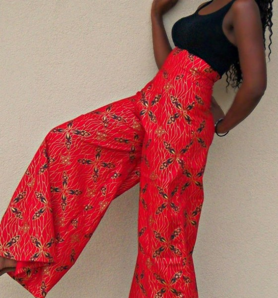 Summer Trend: Palazzo Pants