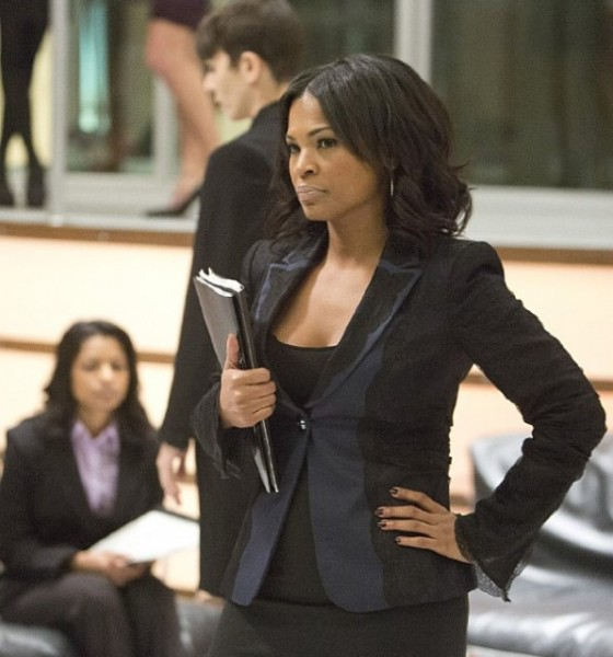 "Nia Long Stars in New Series ""The Divide"""