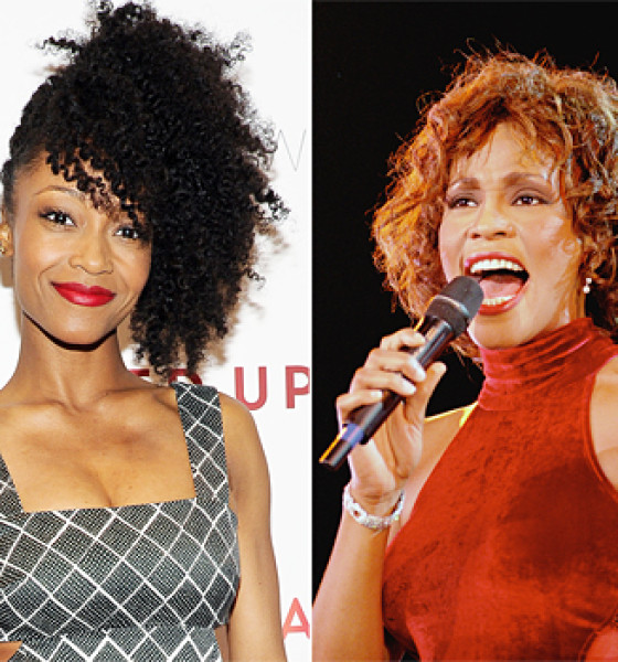 Yaya Dacosta Set To Play Whitney Houston