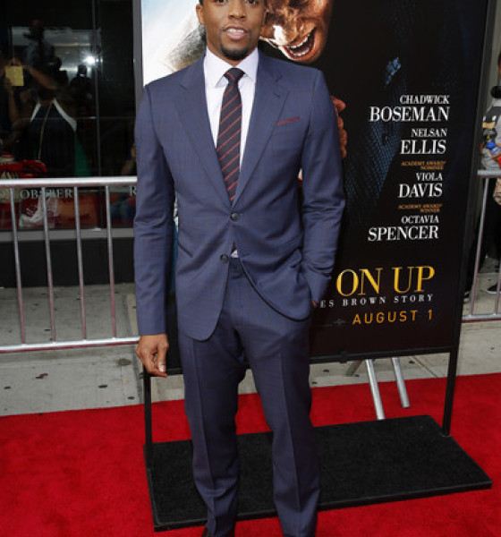 'Get on Up' World Premiere in NYC
