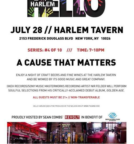 Revolt TV says #HelloHarlem for 10 Straight Weeks