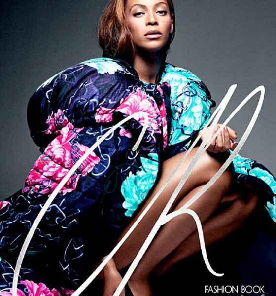 Beyoncé Has Done It Again! As Cover Star of CR Fashion Book