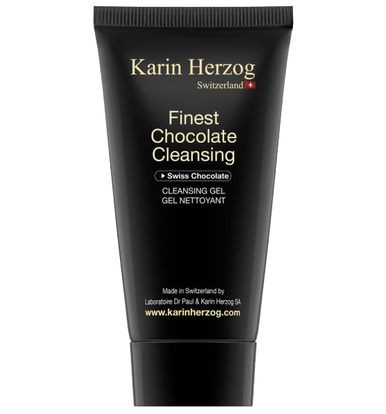 Beauty Review Time!: Karin Herzog's Finest Chocolate Cleansing Gel