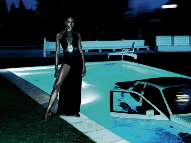 Naomi for Interview Magazine resized