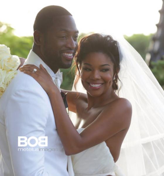 Gabrielle Union Weds Dwyane Wade
