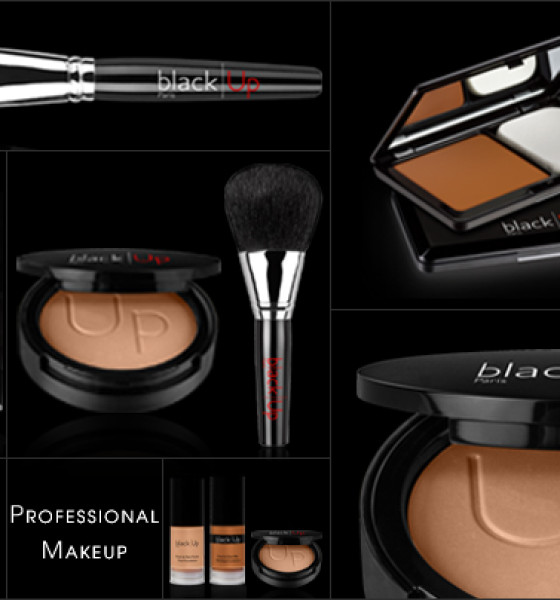 Branding with Black Up Cosmetics
