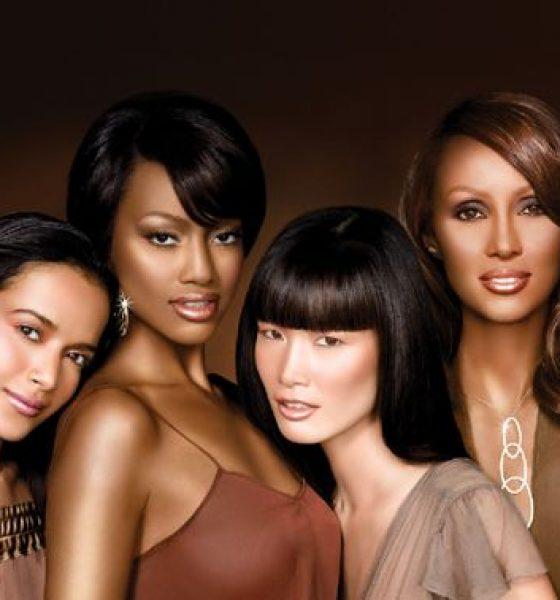 Branding With Iman Cosmetics
